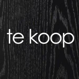 Te Koop