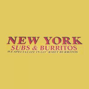 New York Subs Burritos