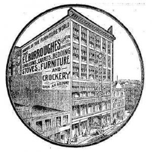 The Burroughes Building