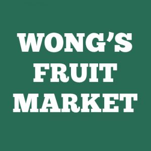 Wongs Fruit Market